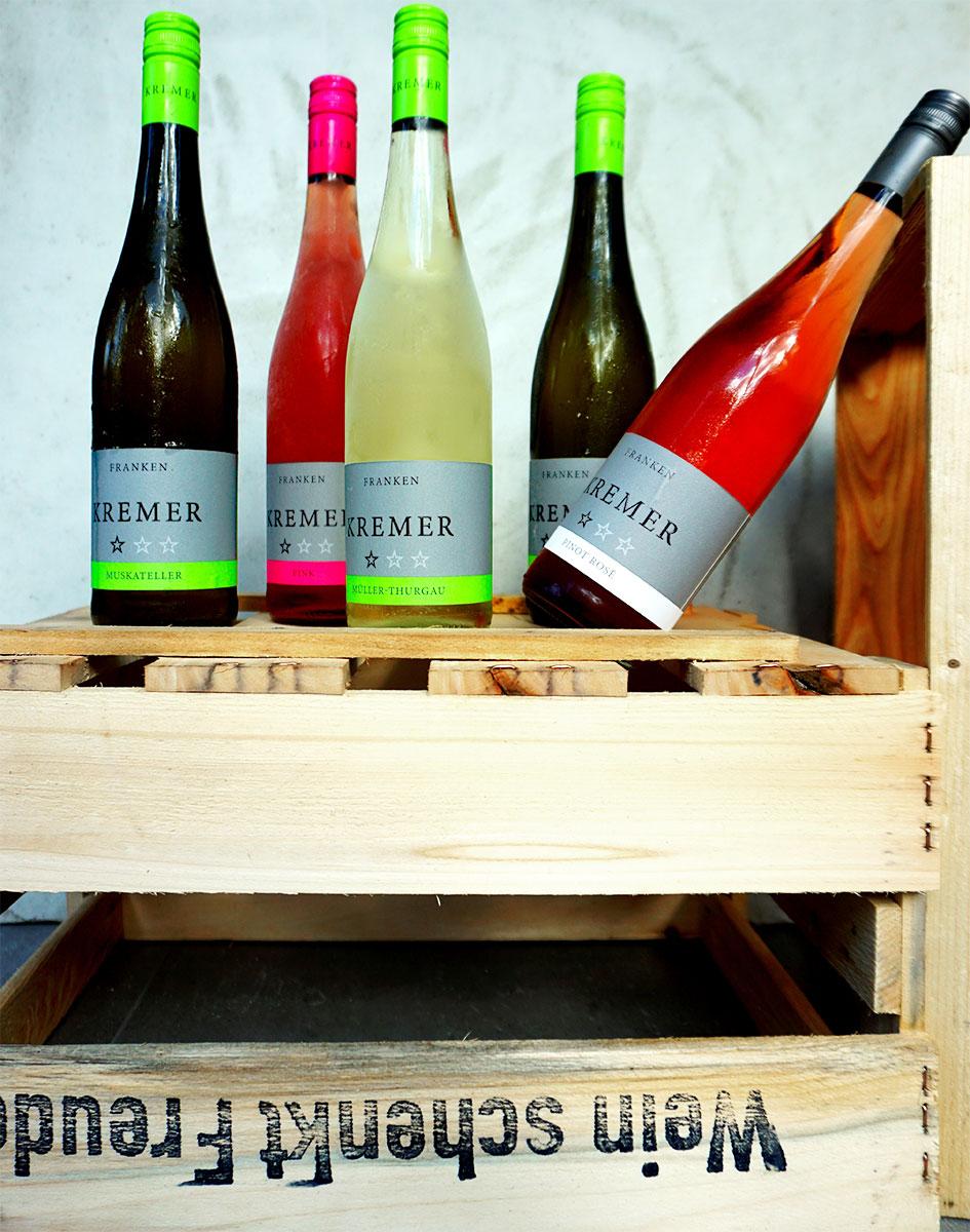 Spitzen Weine Weingut Kremer