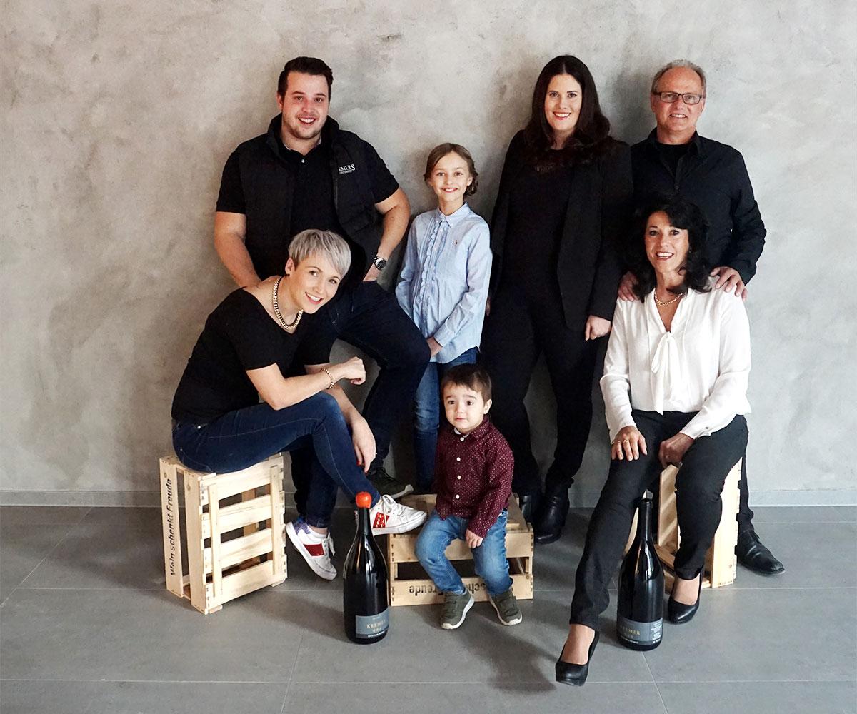 Familie Kremer Großheubach